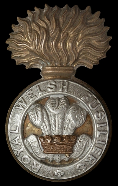 RWF cap badge